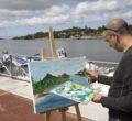 Concurso de Pintura ao Aire Libre Antonio Fernández