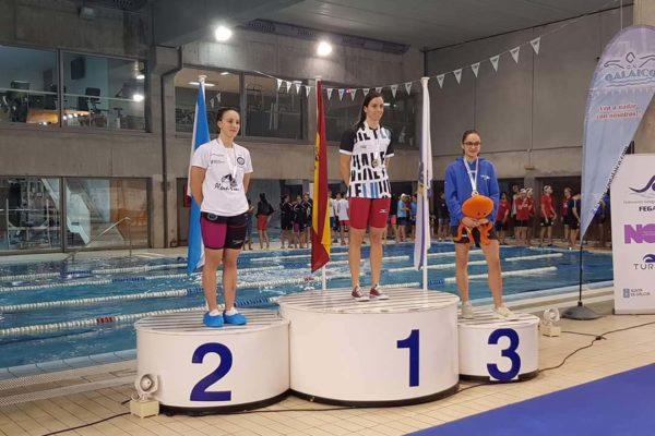 Carla Faro, prata 100 m braza
