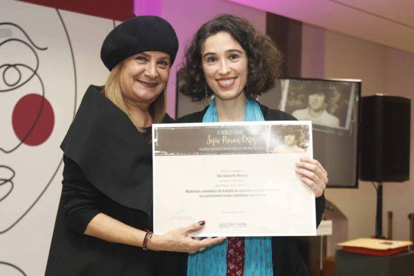 Premios Sofia Novoa 'Traballo Fin de Máster'. Rut Guinarte