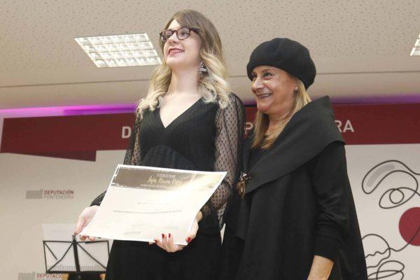 Premios Sofia Novoa 'Traballo Fin de Grao'. Karen Engster