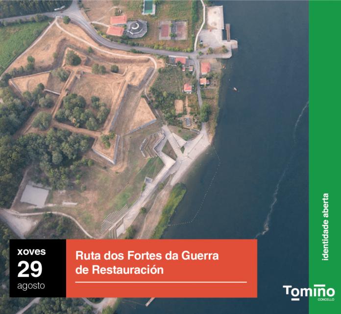 Ruta dos Fortes da Guerra da Restauración